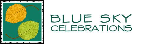 Blue Sky Celebrations